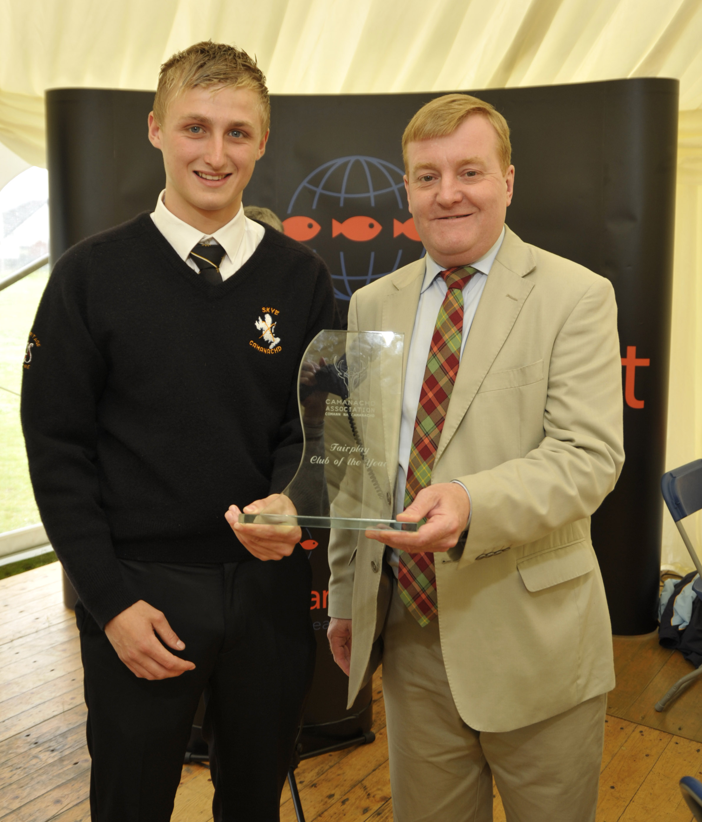 2009 Marine Harvest Festival – Fair Play Award.