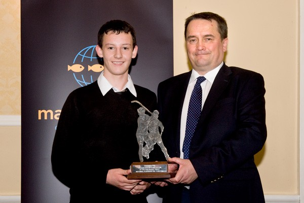Skye Camanachd's Will Cowie Named 2011 Marine Harvest U14 National Player of the Year.