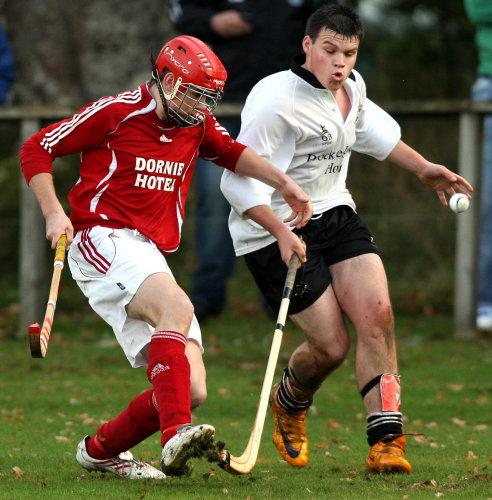 Skye Camanachd To Face Lovat For 2012 Thomas Ferguson Memorial Cup.