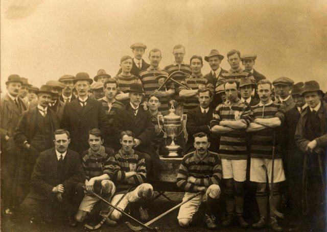 The Kingussie Shinty Heroes That Went To War
