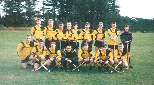Shinty In The Armed Forces - Two Decades On