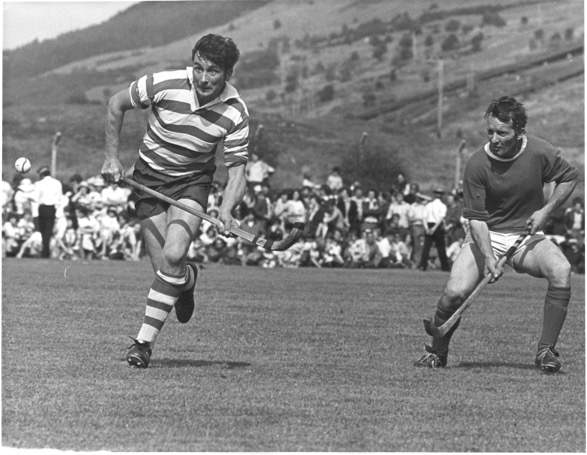 Shinty Legend John MacKenzie Is New Memories Ambassador
