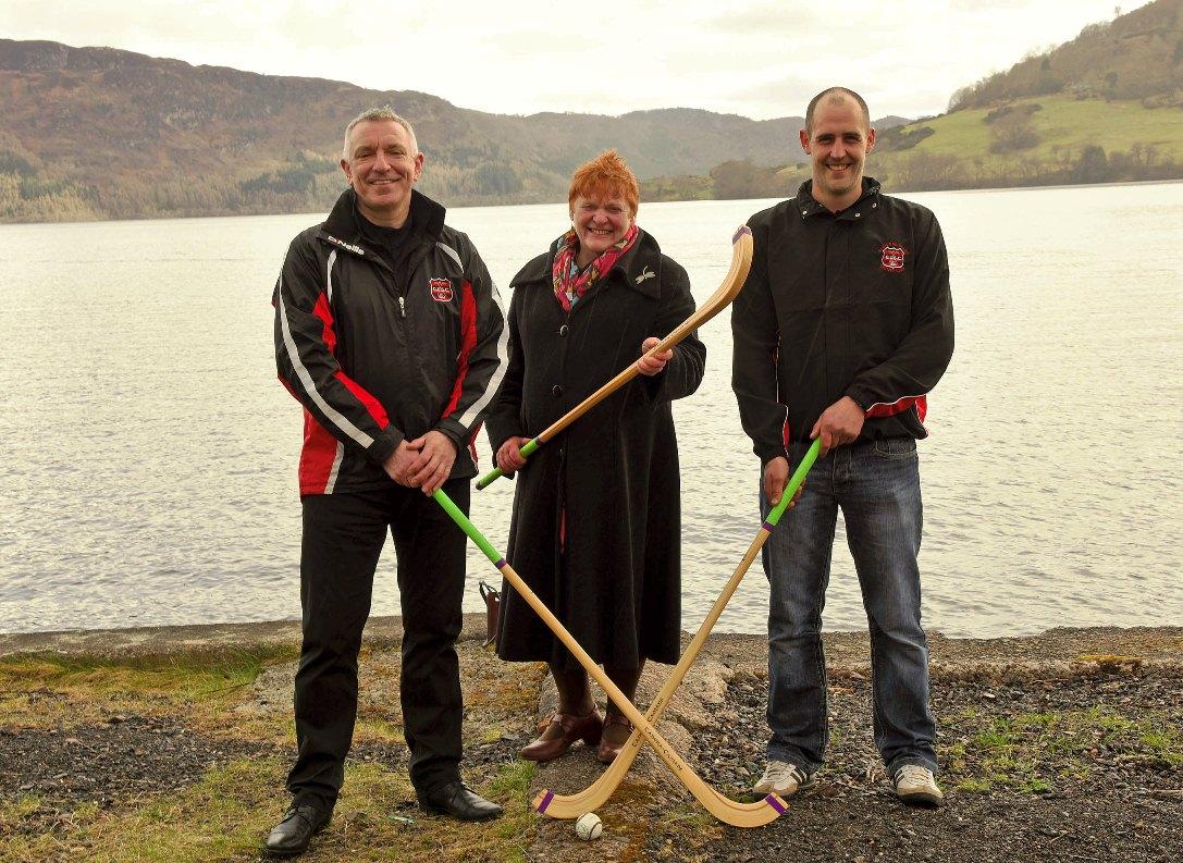 Glenurquhart Set For Big Apple Strut