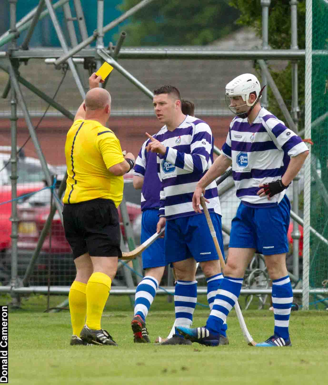 The Shinty Round Up – Saturday 11 June 2016