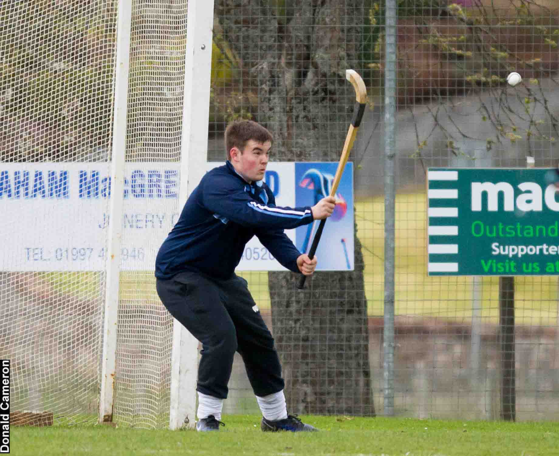The Shinty Round Up – Saturday 22 April 2017