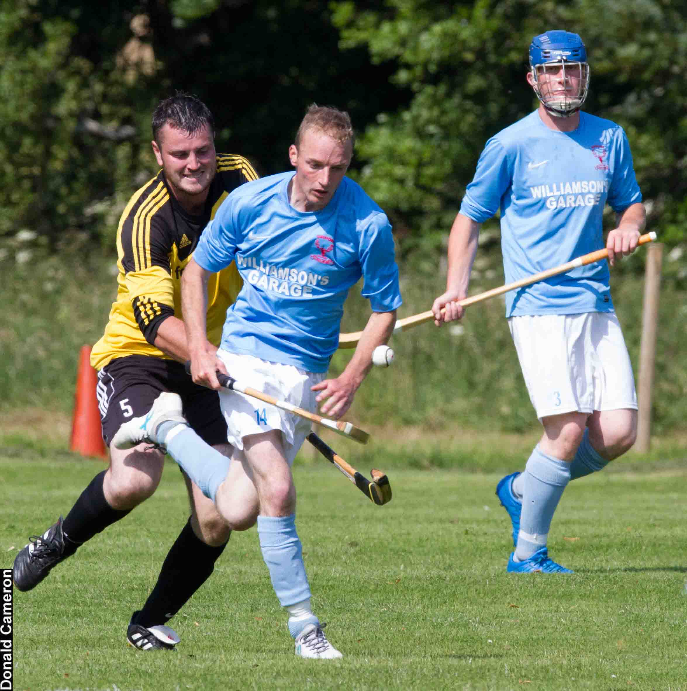 The Shinty Round Up – Saturday 22 July 2017