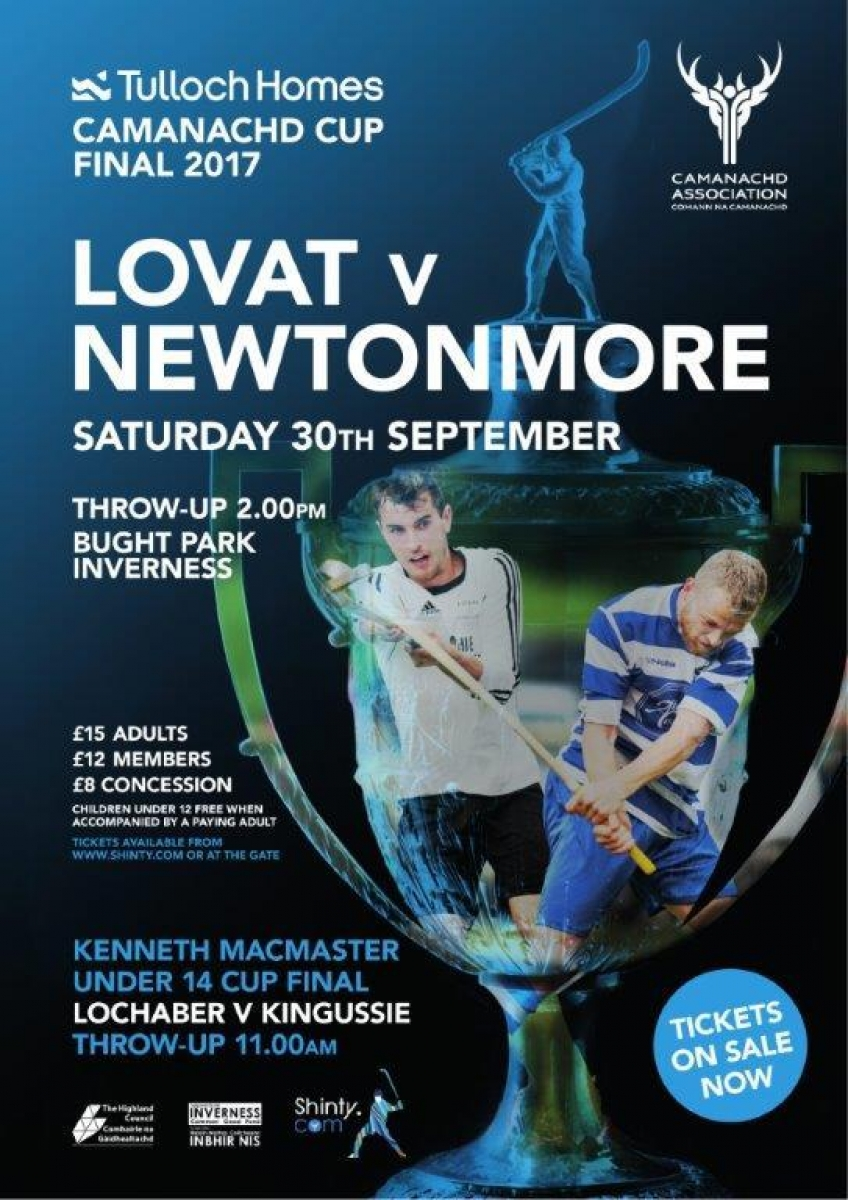 2017 Tulloch Homes Camanachd Cup Final Preview - Lovat v Newtonmore