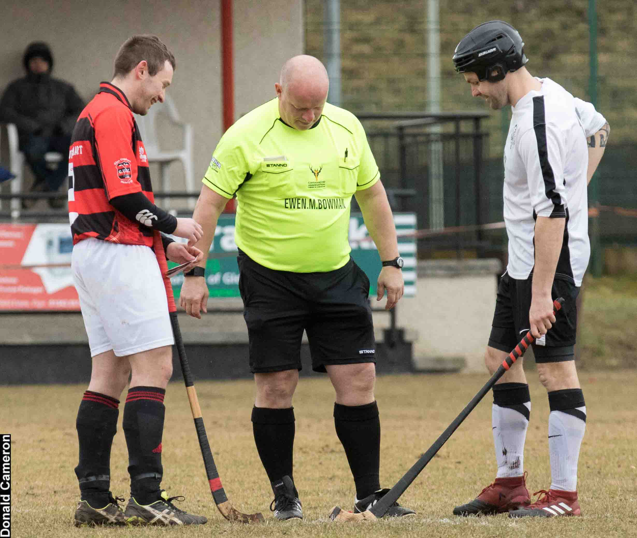 Photo: The Shinty Round Up – Saturday 10 March 2018