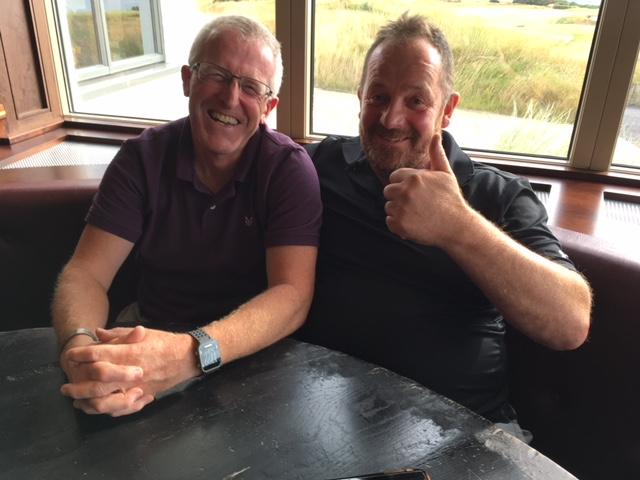 Kingussie Legends Finally Secure Golf Win