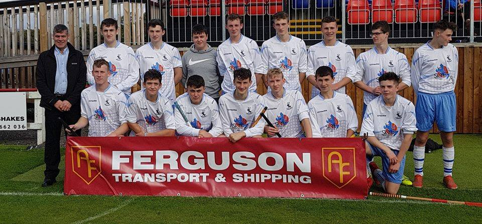 Inverness U17 Take Ferguson Shipping & Transport Shield After Penalty Shoot-Out