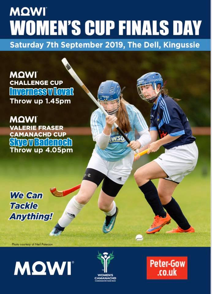 Mowi Women's Valerie Fraser Camanachd Cup Final – TODAY!