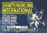 2011 Shinty / Hurling International